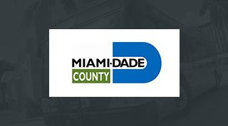 Grey block with Miami Dade County